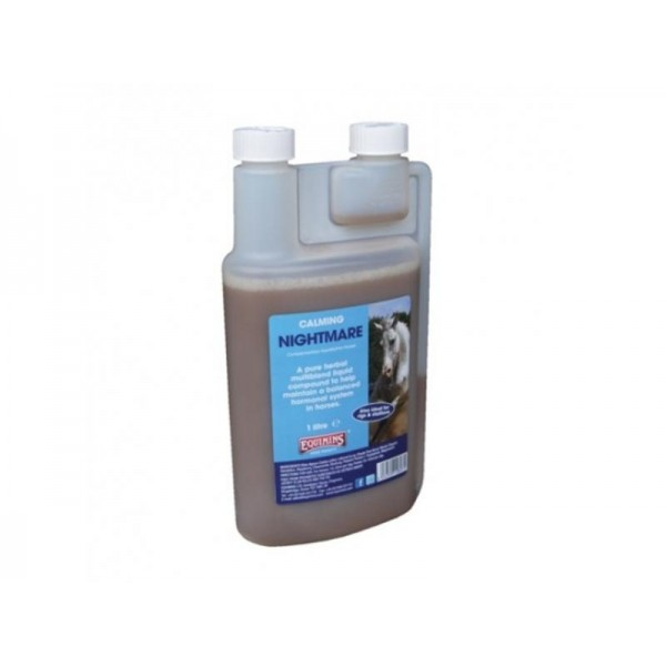 Nightmare Liquid 1lt - Συμπλήρωμα για Ορμονική Ισσοροπία