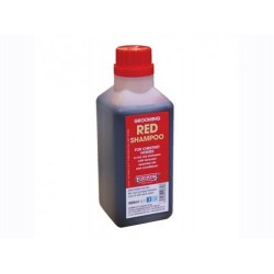 Red Shampoo For Chestnuts 500ml - Σαμπουάν για kokχρωμα άλογα