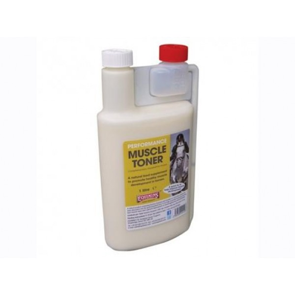 Muscle Toner Liquid 1lt - Μυϊκή Ανάπτυξη