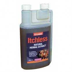 Itchless Liquid Herbal Tincture 1lt