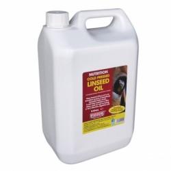 Linseed Oil για δυνατή τρίχα και υγιές πεπτικό 5lt