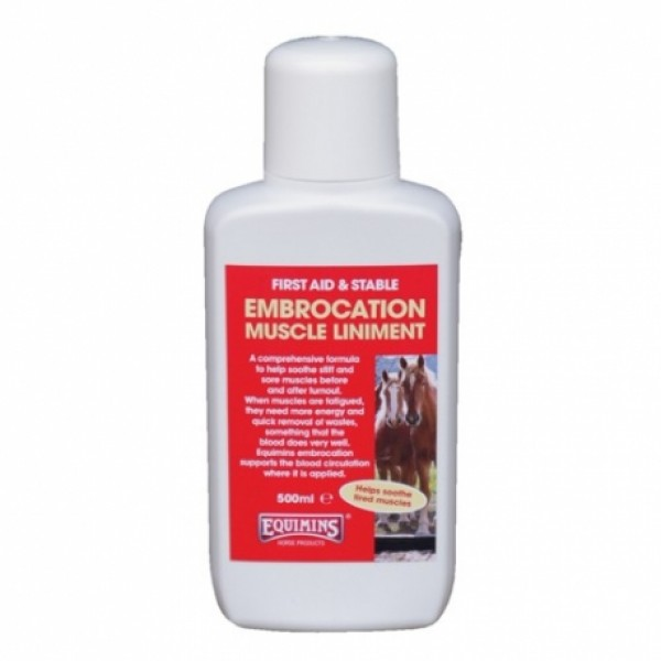 Embrocation Muscle Liniment