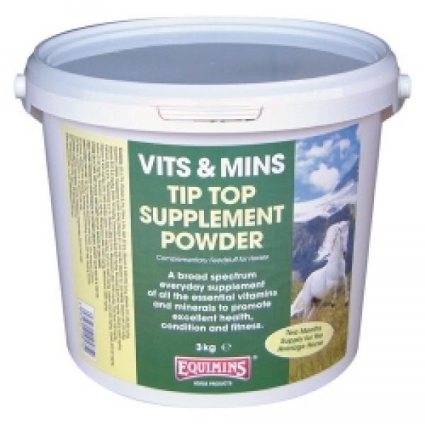 Πολυβιταμίνη Tip Top Supplement Powder 3kg