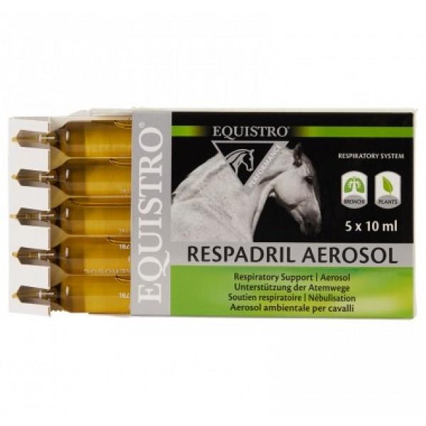 Equistro® Respadril Aerosol 10mlX5flac για το Αναπνευστικό Σύστημα