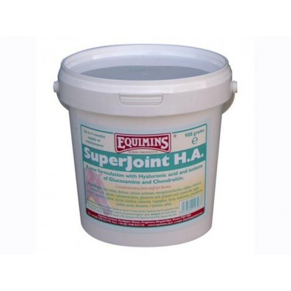 Superjoint H.A. Joint 454g - Υαλουρονικό Οξύ, Υγιείς Αρθρώσεις