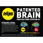 Κράνος EQ3 LYNX με σύστημα προστασίας MIPS